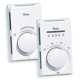 Robertshaw® Mercury-Free Line Voltage Thermostats