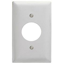 Bryant® Metallic Single Receptacle Wall Plates