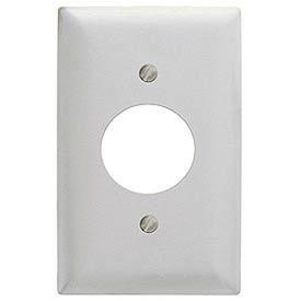 Bryant® Metallic Single Receptacle Wall Plates