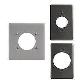 Bryant® Nylon Single Receptacle Wall Plates