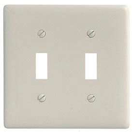 Bryant® Mid Size Nylon Toggle Wall Plates