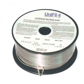 Aluminum Cut Lengths and Spooled Wires