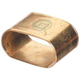 Oval Brass Dual Hose Braces