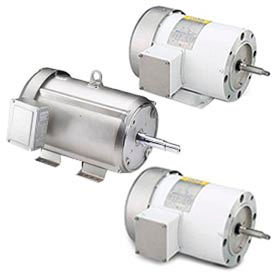 Leeson Washguard White Epoxy Coated, JM and Jet Pump Motors, 3-Phase