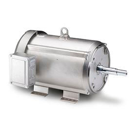 Leeson Premium Washguard All-Stainless Washdown Motors, JM Pump