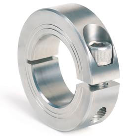 Climax Metal, M1C-Series : Metric One-Piece Clamping Collar