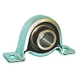 Browning Pillow Block Mounted Ball Bearing, Stamped