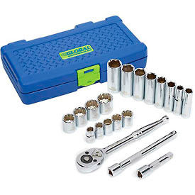 Combo Standard & Deep Socket Sets