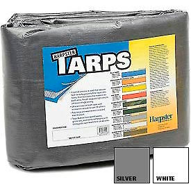 Medium Duty Tarps - 6 oz.