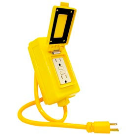 Portable Ground Fault Circuit Interrupters