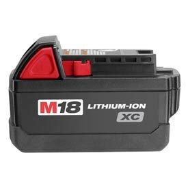 Milwaukee® Cordless Batteries
