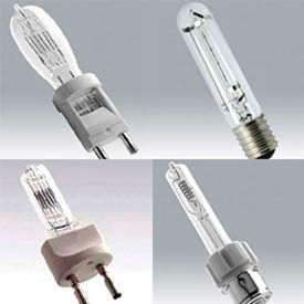Tungsten Halogen Lamps - Single Ended