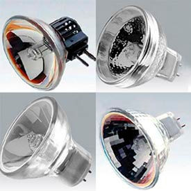Audio/Visual Tungsten Halogen Lamps - Reflector Style