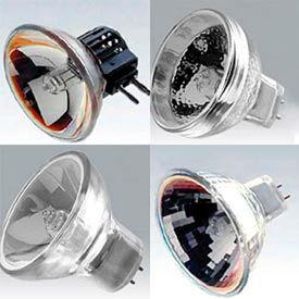 Audio/Visual Tungsten Halogen Lamps - Reflector Style