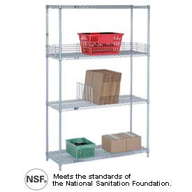 Nexelate Wire Shelving