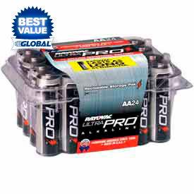 Rayovac® Ultra Pro™ Industrial Alkaline Batteries