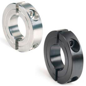 Two-Piece Safety Clamping Collars