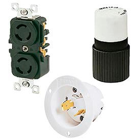 Bryant® Tech-Spec® 3-Pole 3-Wire Locking Devices