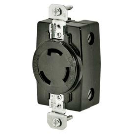 Bryant® Tech-Spec® 30-Amp Single Flush Grounding Receptacle