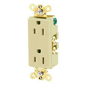 Bryant® Fashion Series 9000™ Industrial Grade Rectangular Receptacles