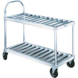 Heavy Duty Aluminum Sani-Stock Cart