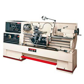 Jet® GH-1460ZX Large Spindle Bore Lathes
