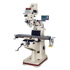 Jet® JTM 1 Series Milling Machines