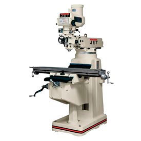 Jet® JTM-1050EVS/460 Series Milling Machines