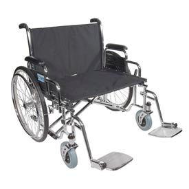 Bariatric Sentra Heavy Duty Extra Extra Wide Wheelchairs