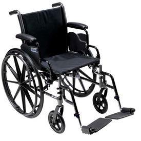 Cruiser III Lightweight Wheelchairs