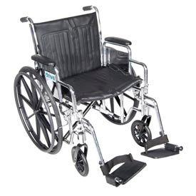 Chrome Sport Wheelchairs