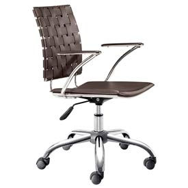 Zuo Modern -  Vinyl Upholstered Office Chairs