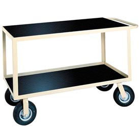 Little Giant® Flush Handle Instrument Carts