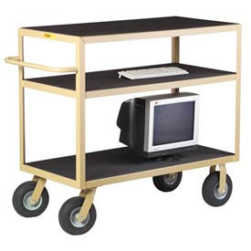 Little Giant® Three-Shelf Instrument Carts