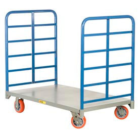 Little Giant® Double-End Rack Platform Trucks