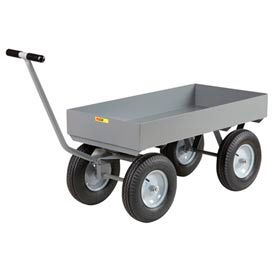 Little Giant® Deep Lip Steel Deck Wagon Trucks