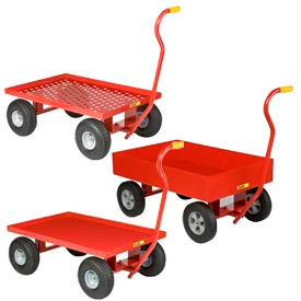 Little Giant® Red Wagon Trucks