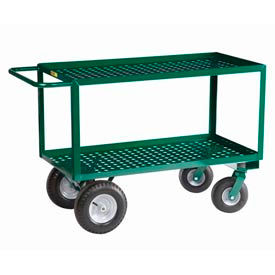Little Giant® Two-Shelf Nursery Platform Carts