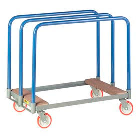 Little Giant® Panel Trucks with Wood or Carpeted Decks