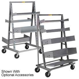 "Little Giant® ""A"" Frame Adjustable Tray Shelf Trucks"
