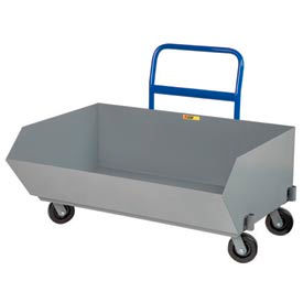 Little Giant® Low Profile Side-Load Hopper Truck