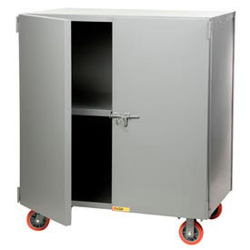 Little Giant® Mobile Storage Lockers With Solid Side Panels