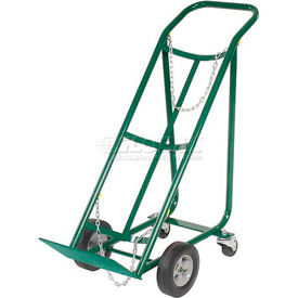 Little Giant® Four-Wheel Cylinder Hand Trucks