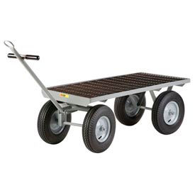 Little Giant® Grating Deck Wagon Trucks