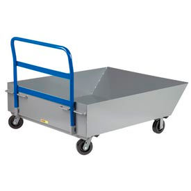 Little Giant® Low Profile Front-Load Hopper Truck