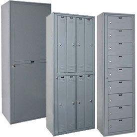 Hallowell® Uniform Exchange Lockers™