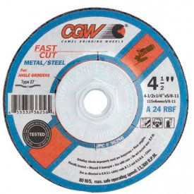 Fast Cut - Type 27 Depressed Center Wheels