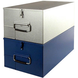 Buddy Products Steel Stacking File Vaults