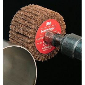Scotch-Brite Flap Brushes