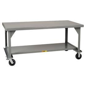 Little Giant® Mobile Heavy-Duty 7-Gauge Steel Workbenches